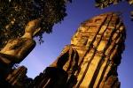Tempelhüpfen in Ayutthaya
