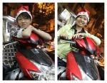 Weihnachten in Hanoi