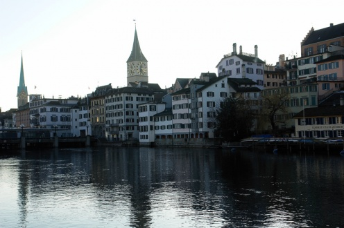 Zürich // Visiting Frank, 2008