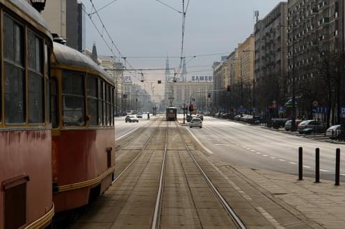 Warschau, 2008